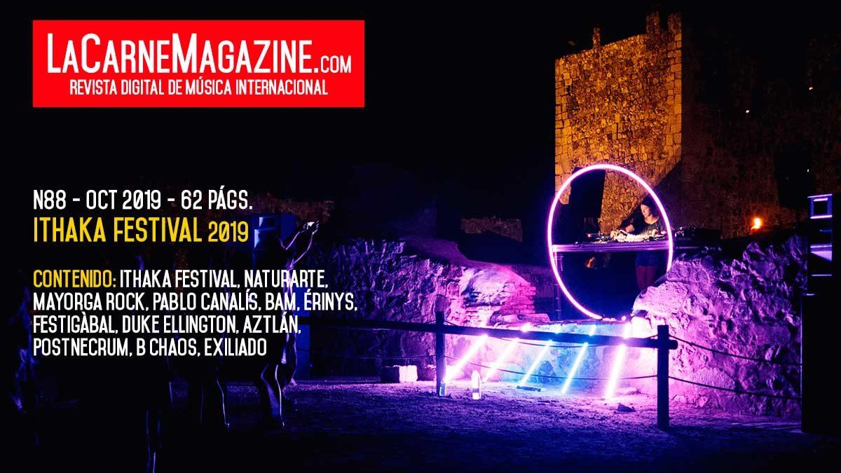 lacarne magazine N88