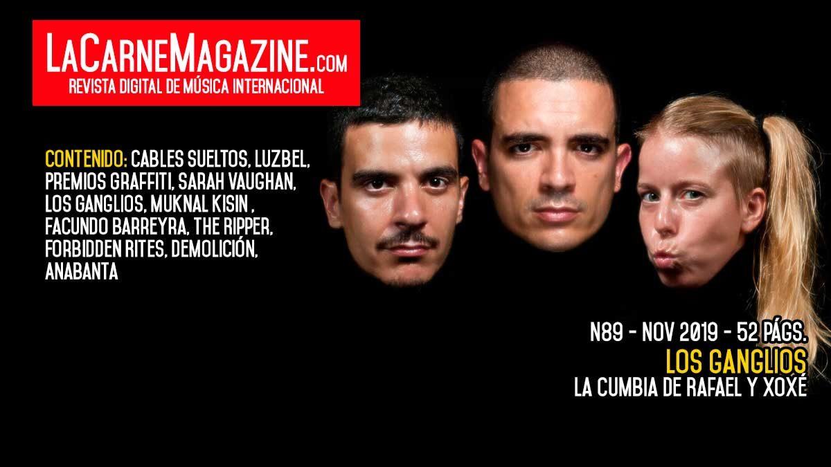 lacarne magazine N89