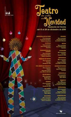 Teatro de Calle en Navidad