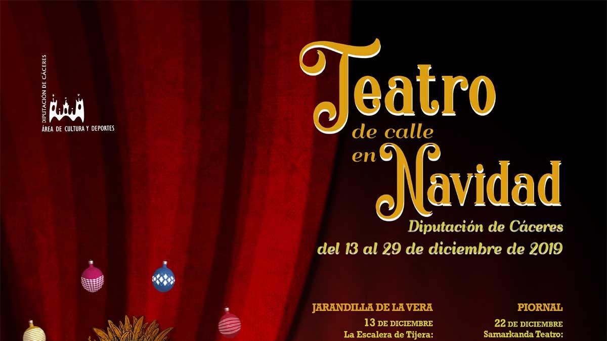 teatro en navidad