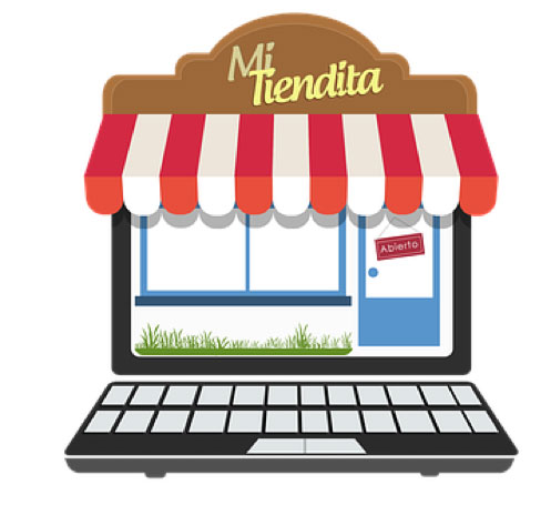 Tienda Online, Tienda