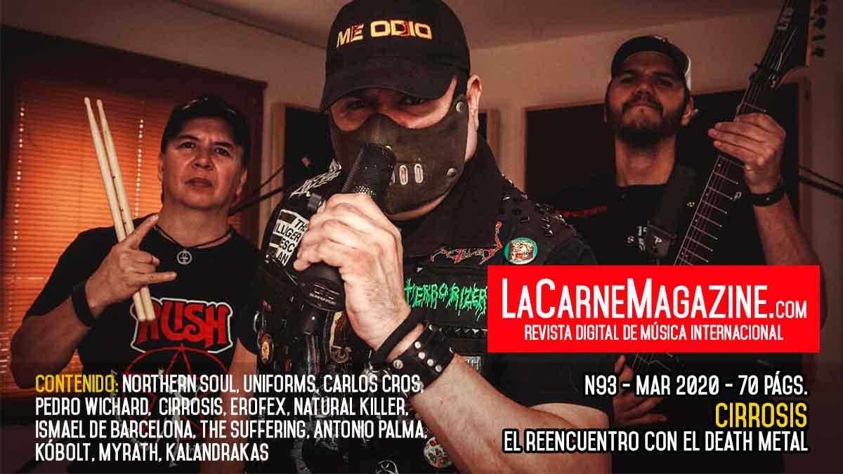 lacarne magazine N93