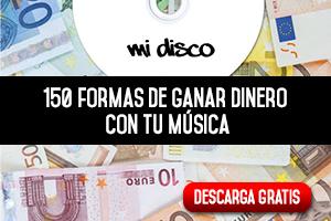 ganar dinero con tu musica
