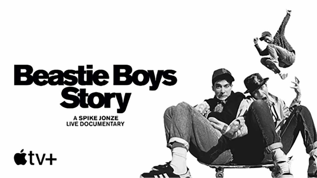 "Beastie Boys Story: la ""charla TED"" definitiva sobre MCA - La Tercera"