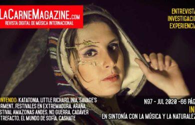 lacarne magazine N97