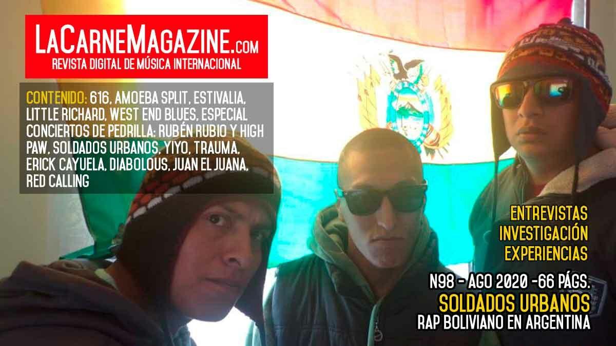 lacarne magazine 98