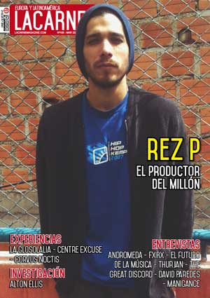 LaCarne Magazine N105