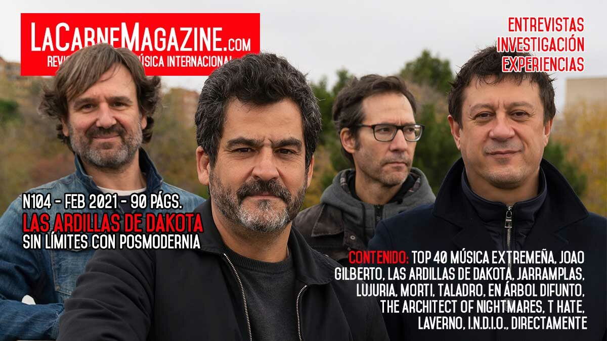 lacarne magazine destacado n104