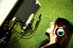 grabar en estudio