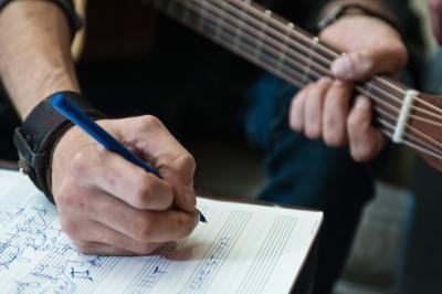 escribir canciones