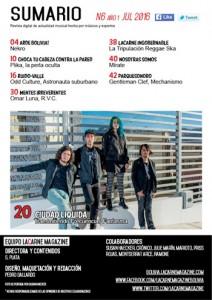 lacarne magazine bolivia n6